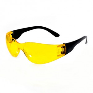 Очки защитные открытые (тип Классик Тим) желтые